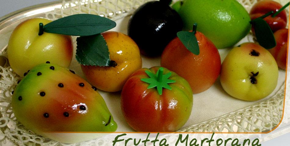 Risultati immagini per frutta martorana